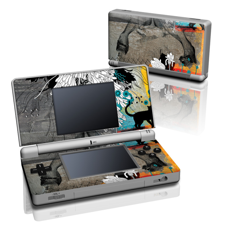 Stay Awhile Nintendo DS Lite Skin