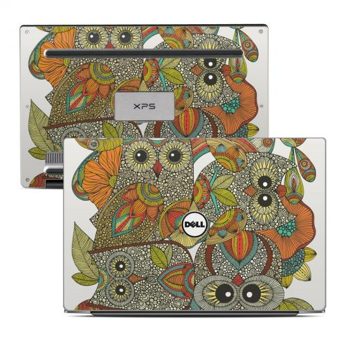 4 owls Dell XPS 13 Skin