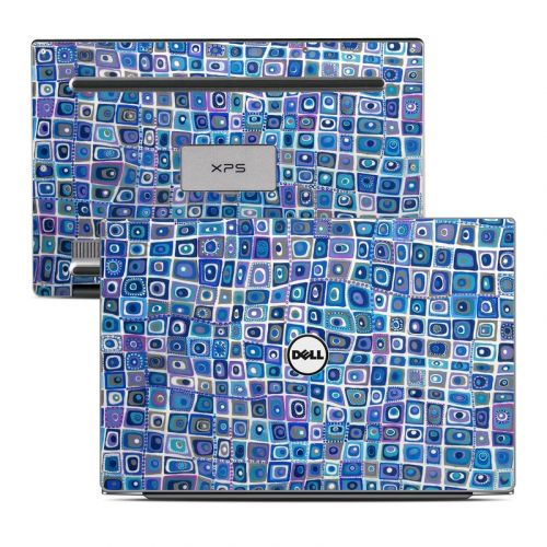 Blue Monday Dell XPS 13 Skin