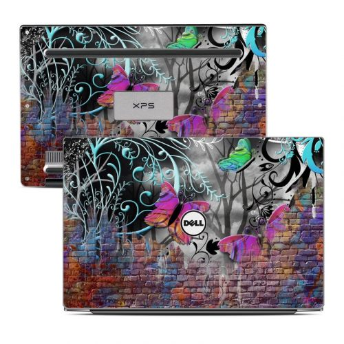 Butterfly Wall Dell XPS 13 9343 Skin