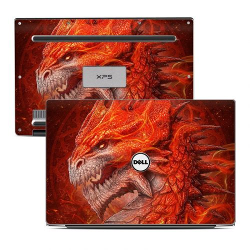Flame Dragon Dell XPS 13 9343 Skin