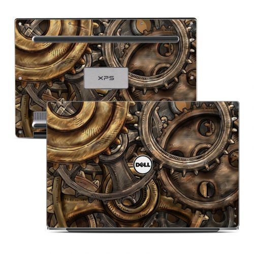 Gears Dell XPS 13 Skin