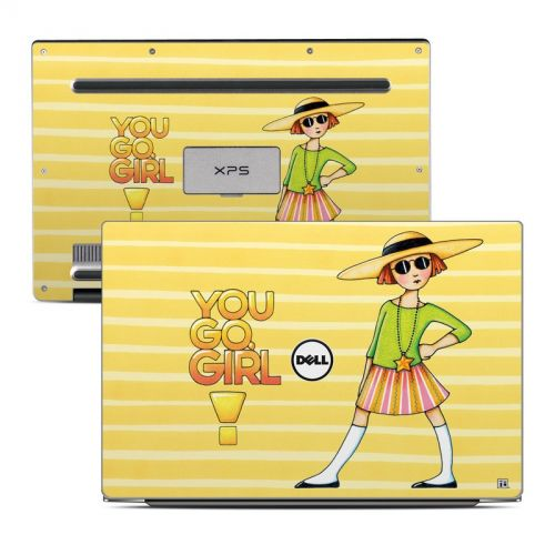 You Go Girl Dell XPS 13 Skin