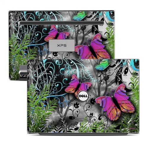 Goth Forest Dell XPS 13 Skin