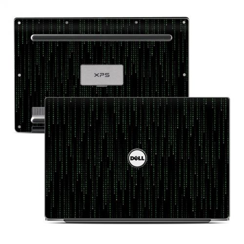 Matrix Style Code Dell XPS 13 Skin