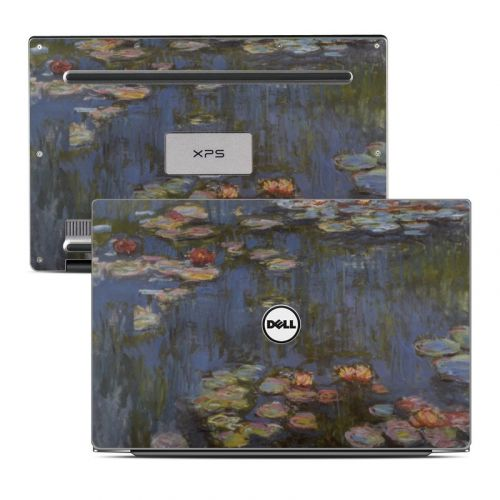 Water lilies Dell XPS 13 Skin