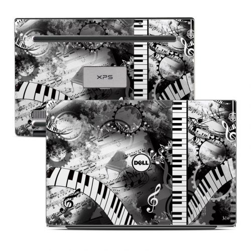 Piano Pizazz Dell XPS 13 9343 Skin