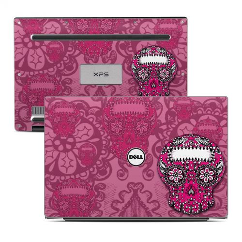Pink Lace Dell XPS 13 9343 Skin