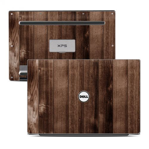 Stained Wood Dell XPS 13 Skin
