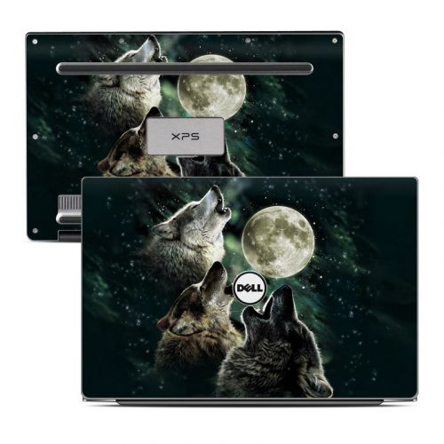 Three Wolf Moon Dell XPS 13 9343 Skin