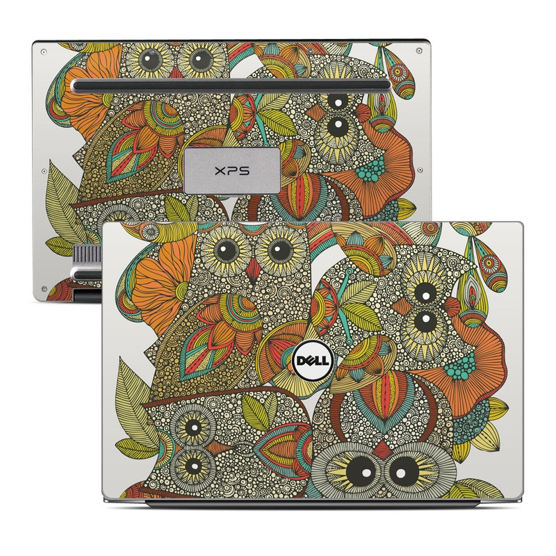 4 owls Dell XPS 13 9343 Skin