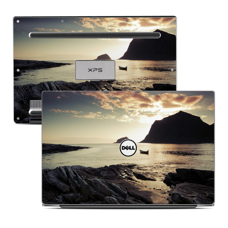 Anchored Dell XPS 13 Skin