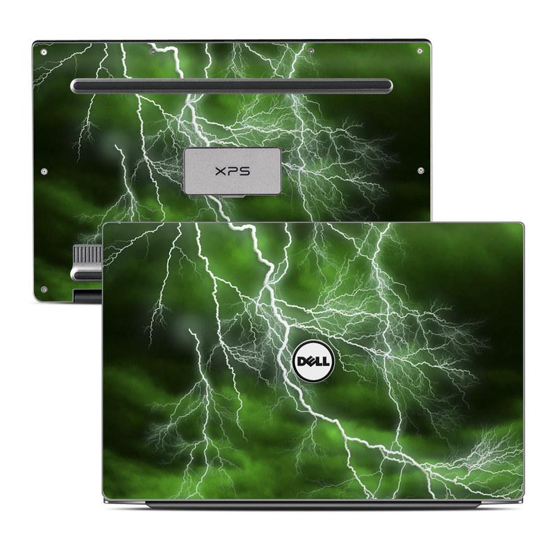 Apocalypse Green Dell XPS 13 Skin
