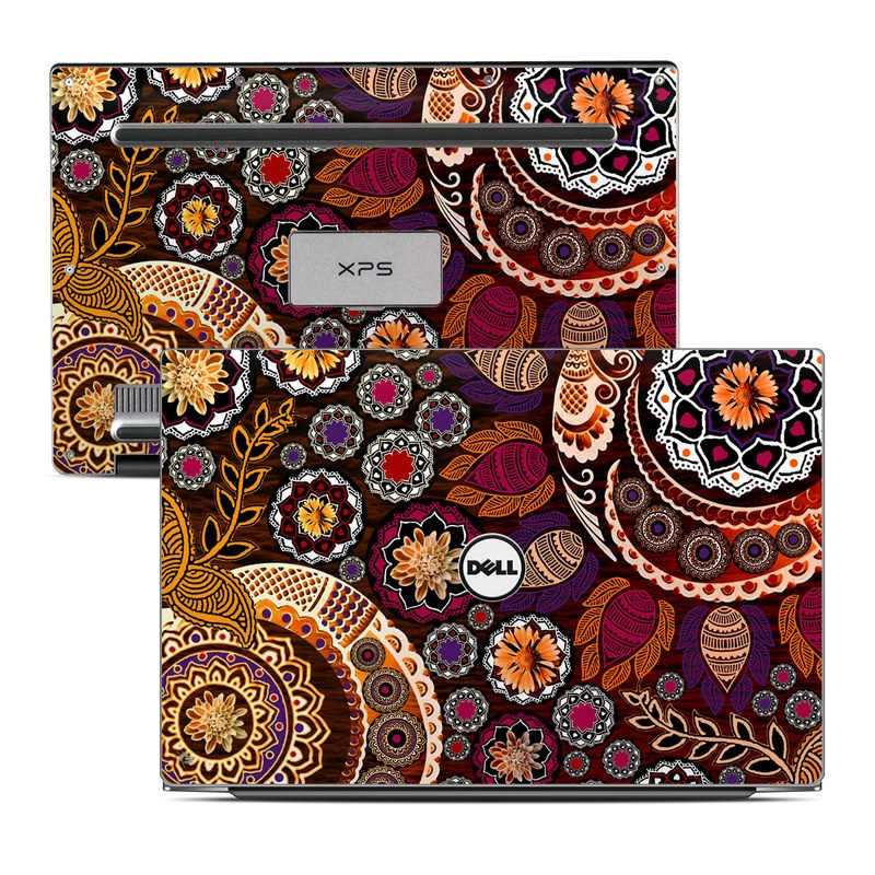 Autumn Mehndi Dell XPS 13 Skin