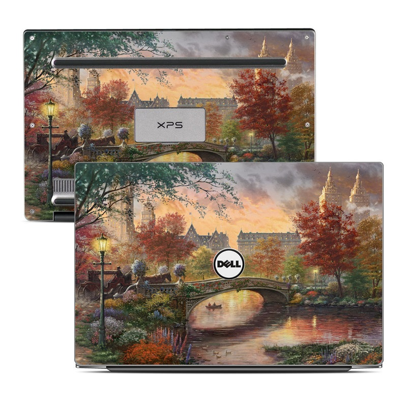 Autumn in New York Dell XPS 13 9343 Skin