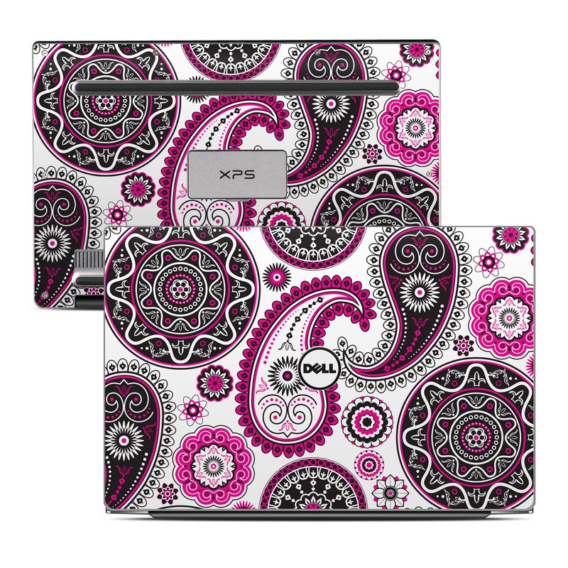 Boho Girl Paisley Dell XPS 13 Skin