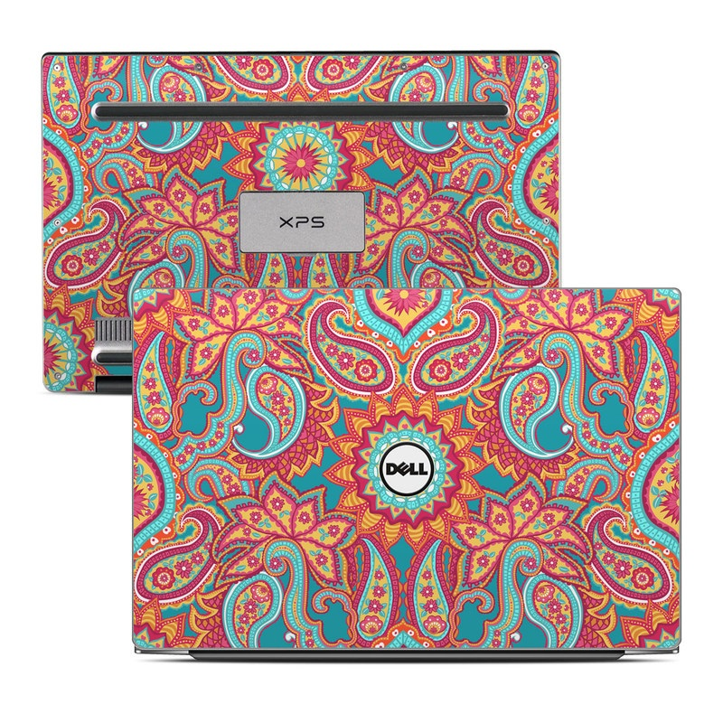 Carnival Paisley Dell XPS 13 Skin