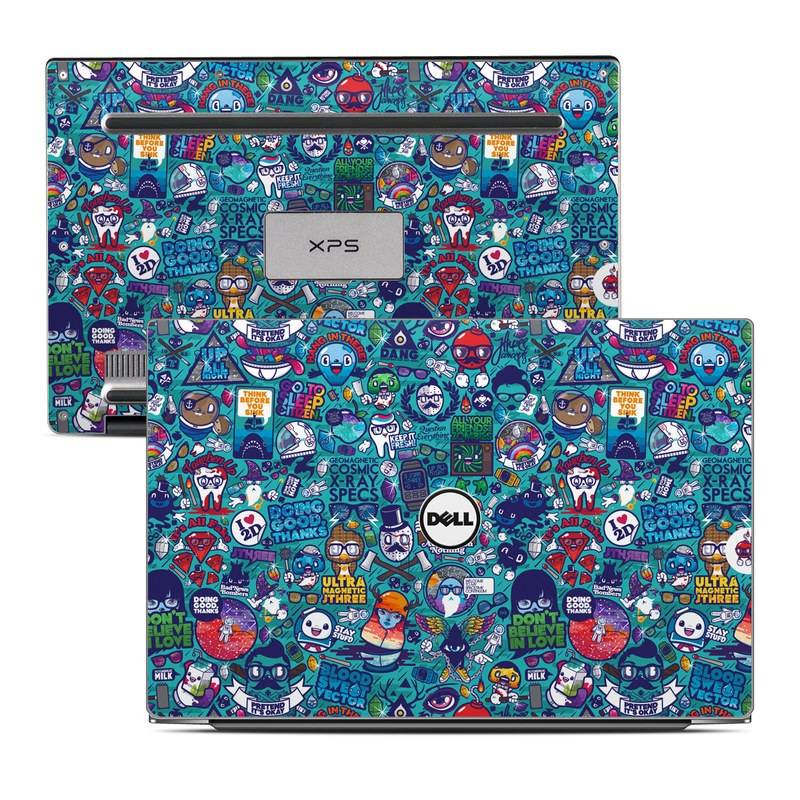 Cosmic Ray Dell XPS 13 9343 Skin