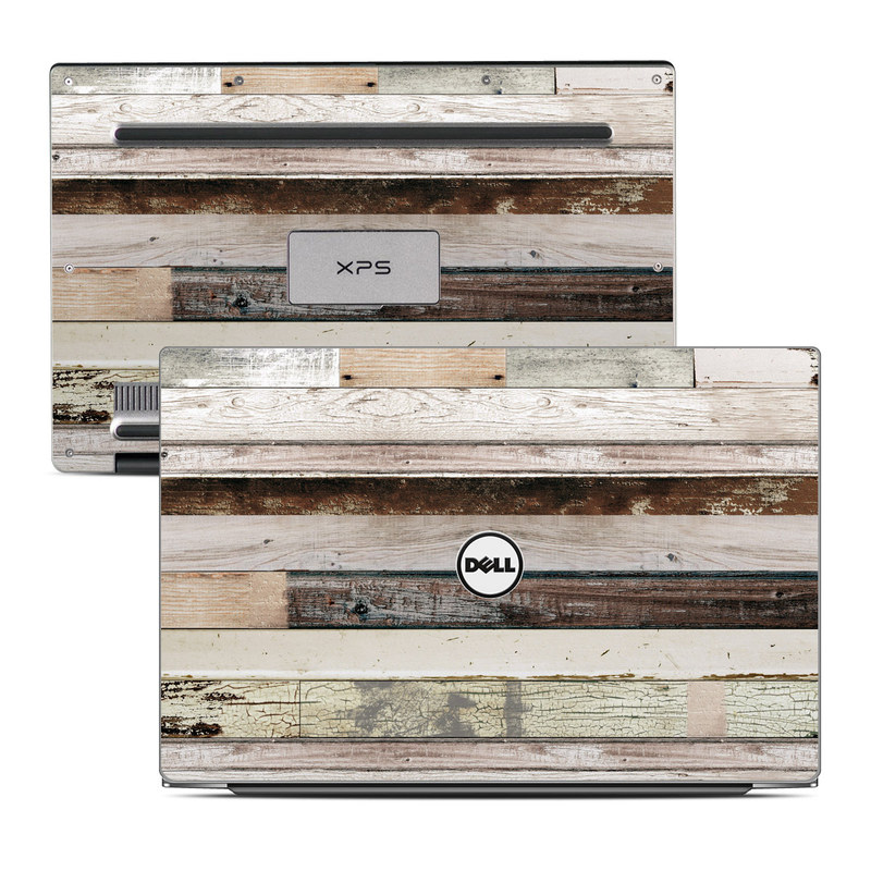 Eclectic Wood Dell XPS 13 Skin