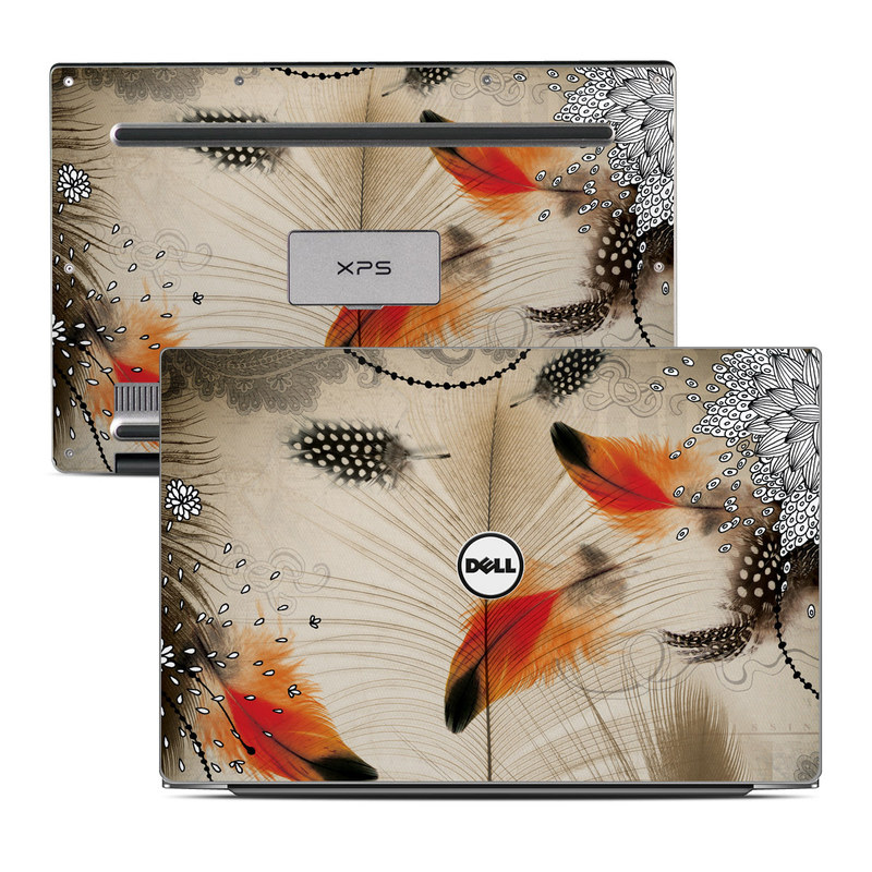 Feather Dance Dell XPS 13 9343 Skin