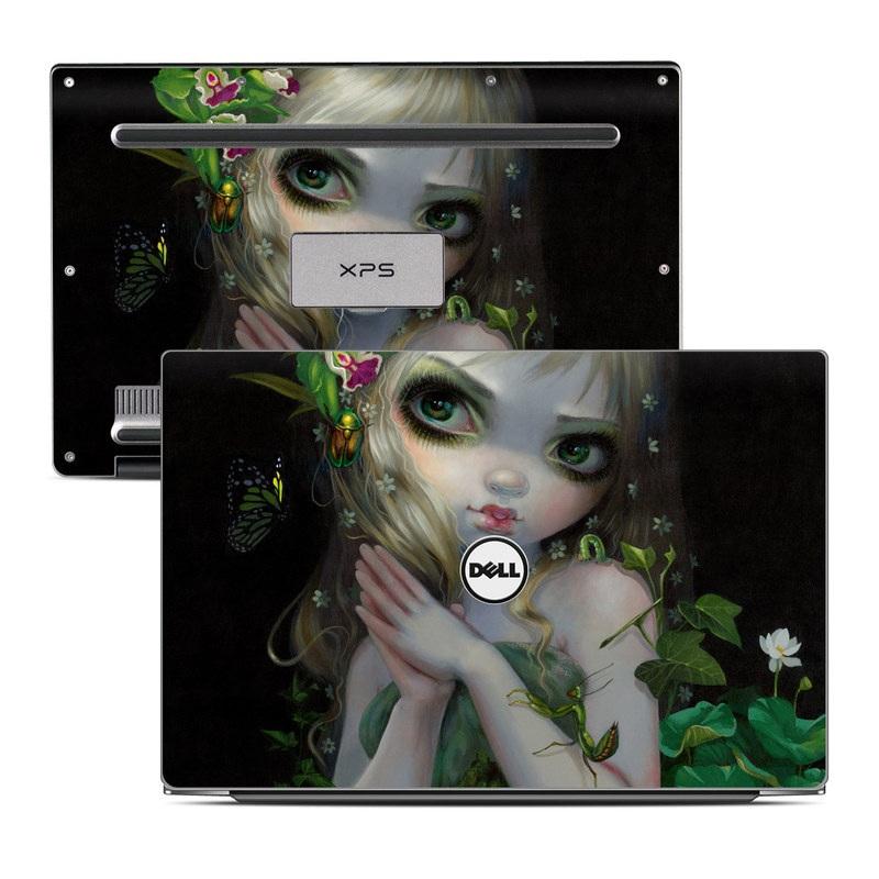 Green Goddess Dell XPS 13 Skin