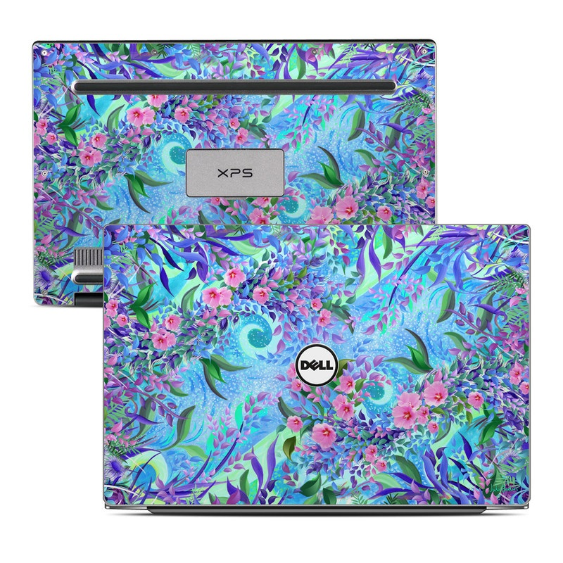 Lavender Flowers Dell XPS 13 Skin