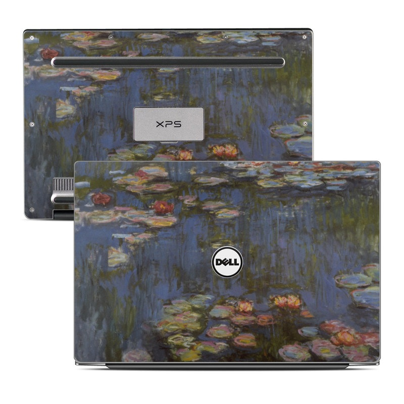 Water Lilies Dell Xps 13 9343 Skin Istyles