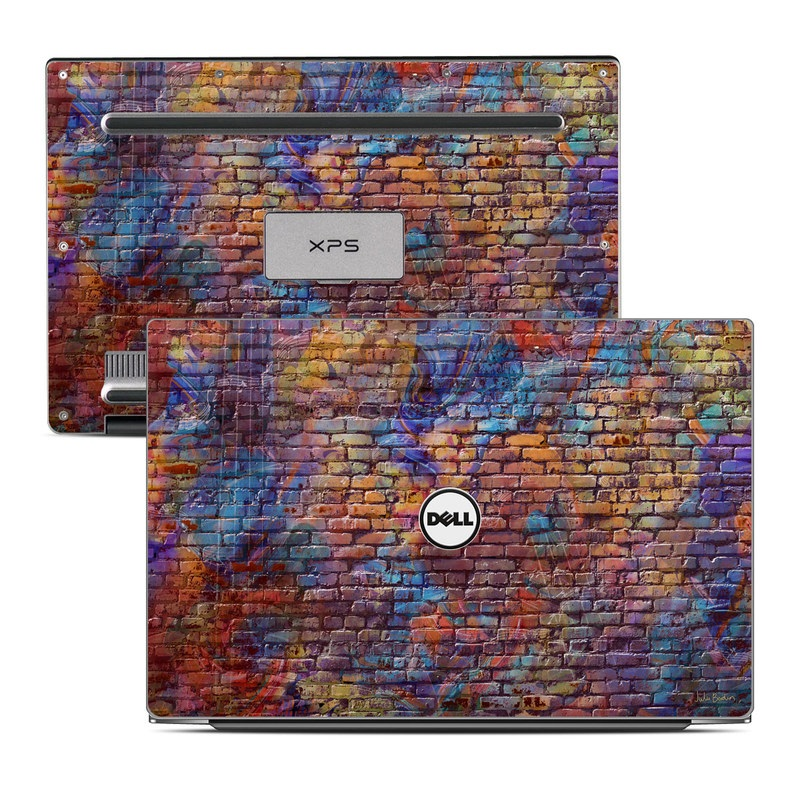 Painted Brick Dell XPS 13 Skin