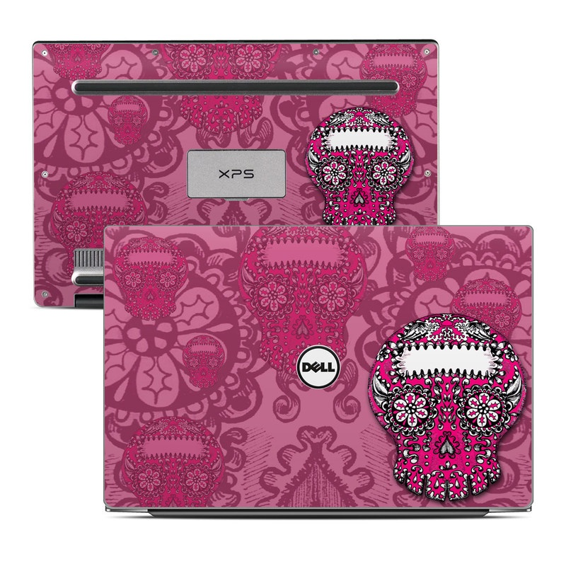 Pink Lace Dell XPS 13 Skin