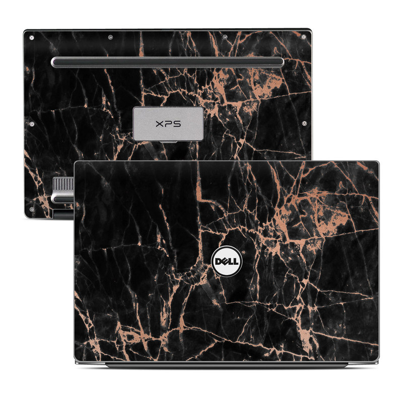 Rose Quartz Marble Dell XPS 13 Skin