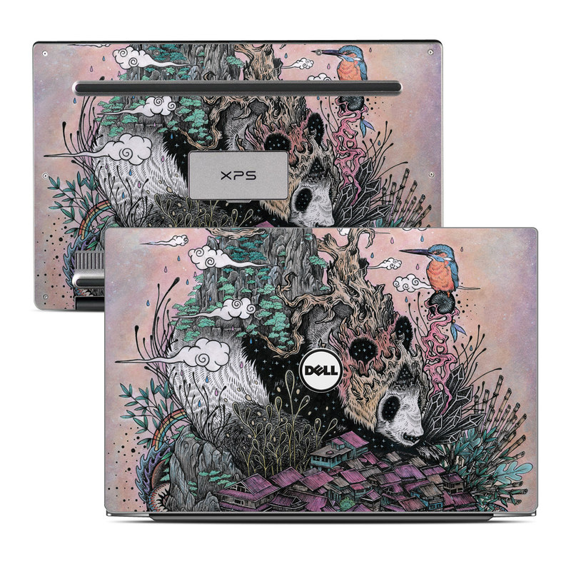 Sleeping Giant Dell XPS 13 9343 Skin
