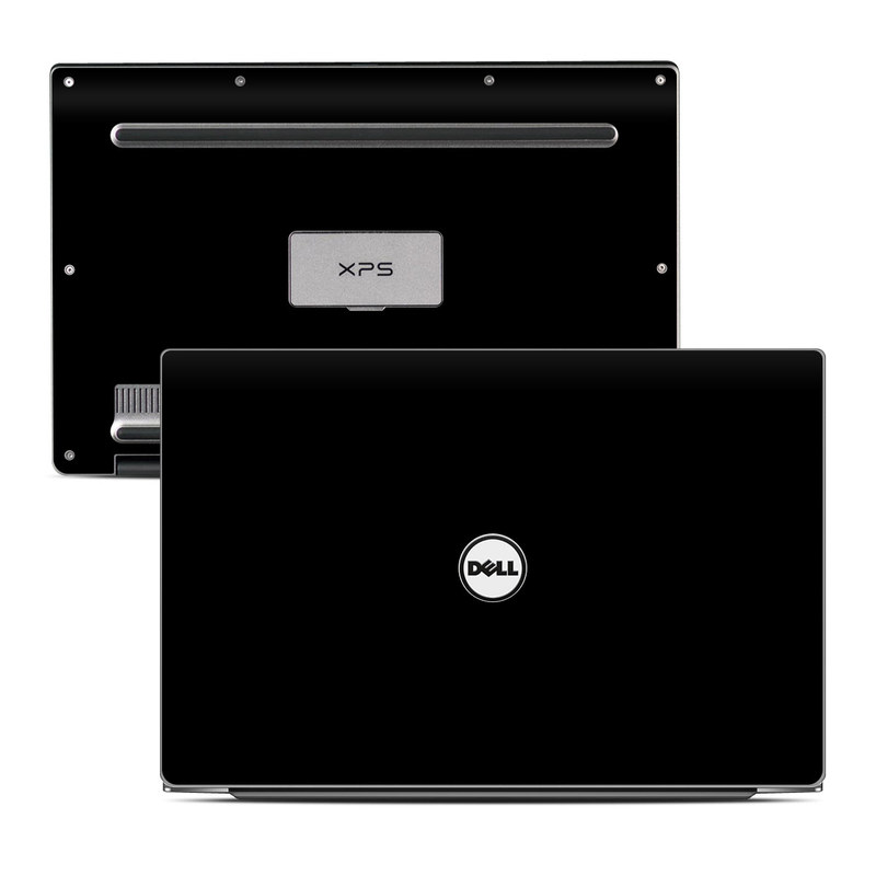 Solid State Black Dell XPS 13 9343 Skin