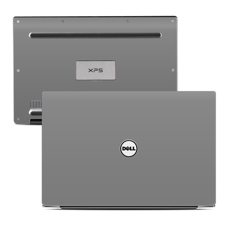 Solid State Grey Dell XPS 13 9343 Skin