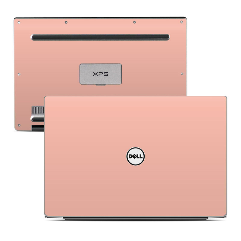 Solid State Peach Dell XPS 13 Skin