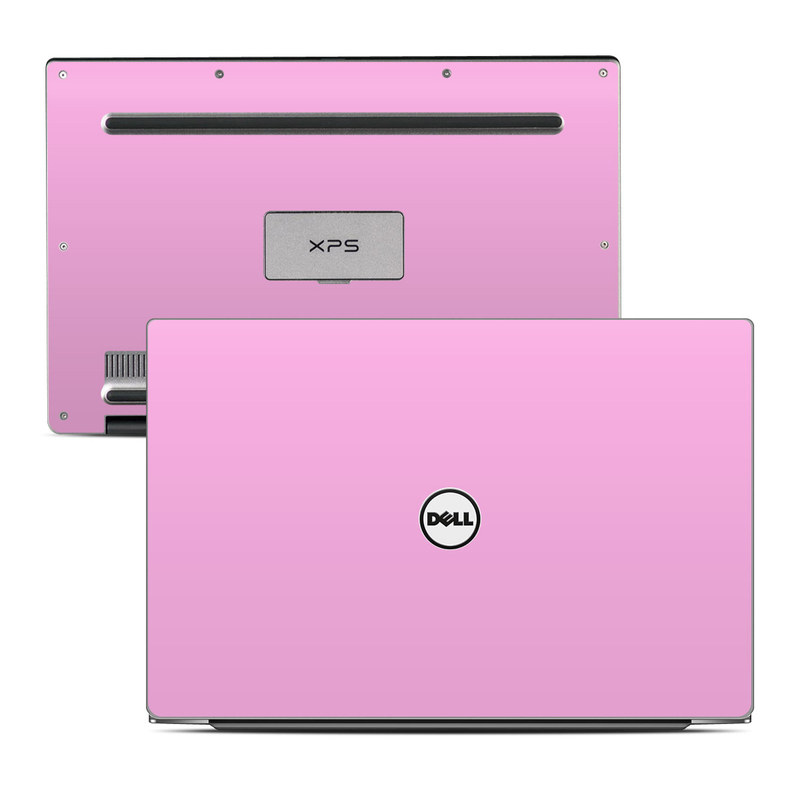 Solid State Pink Dell XPS 13 9343 Skin