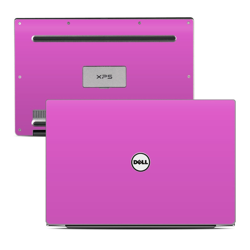 Solid State Vibrant Pink Dell XPS 13 Skin