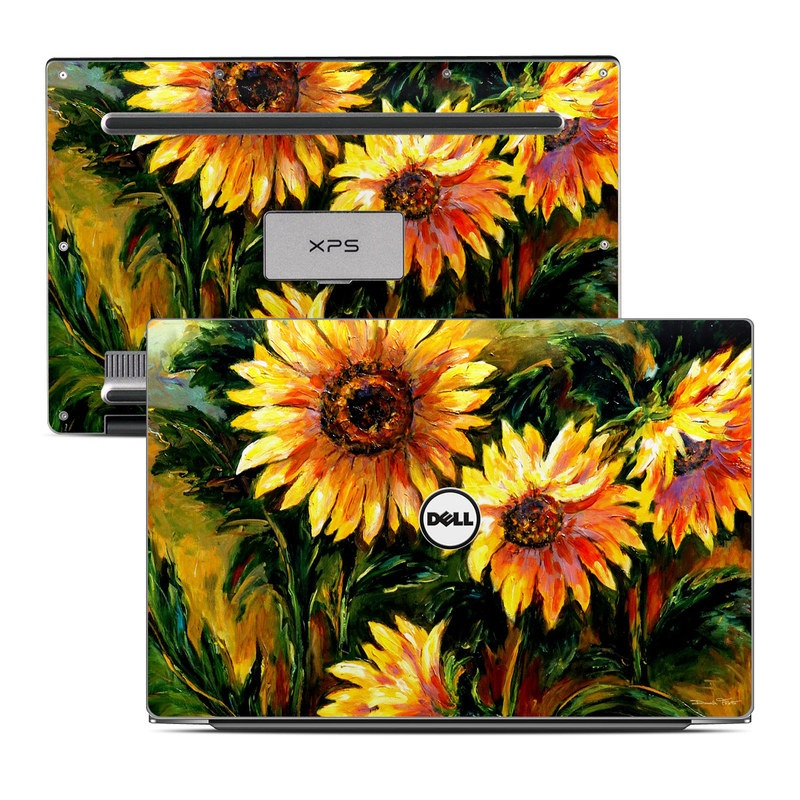 Sunflower Sunshine Dell XPS 13 9343 Skin