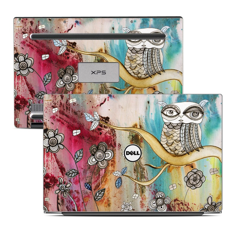 Surreal Owl Dell XPS 13 Skin