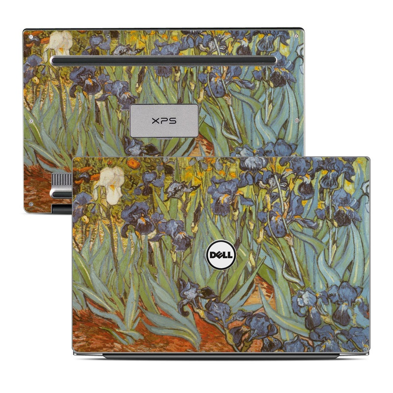 Irises Dell XPS 13 Skin