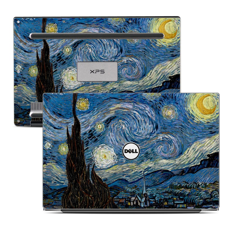 Starry Night Dell XPS 13 Skin