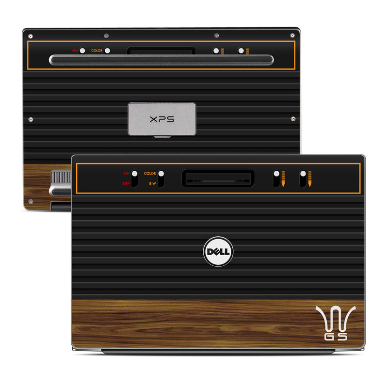 Wooden Gaming System Dell XPS 13 9343 Skin