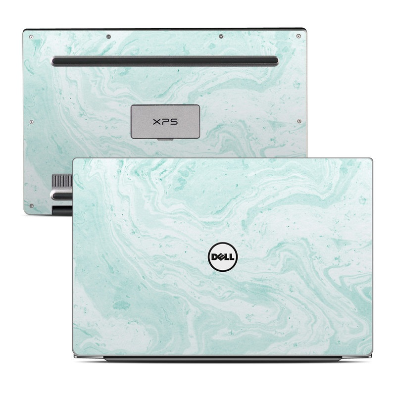 Winter Green Marble Dell XPS 13 Skin