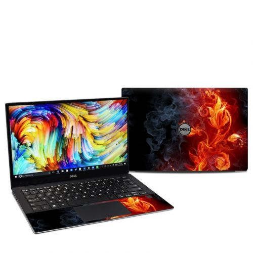 Flower Of Fire Dell XPS 13 9360 Skin