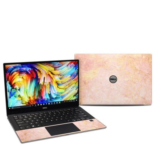 Rose Gold Marble Dell XPS 13 9360 Skin