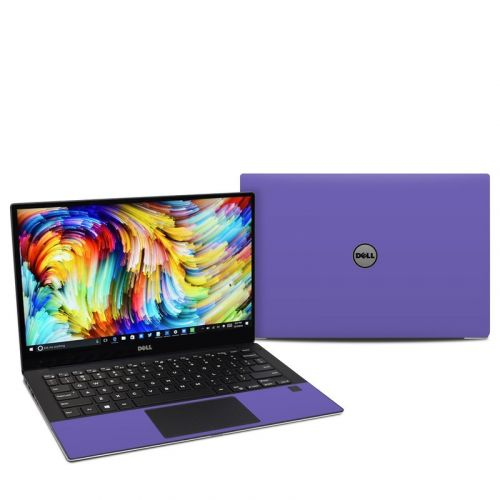 Solid State Purple Dell XPS 13 9360 Skin