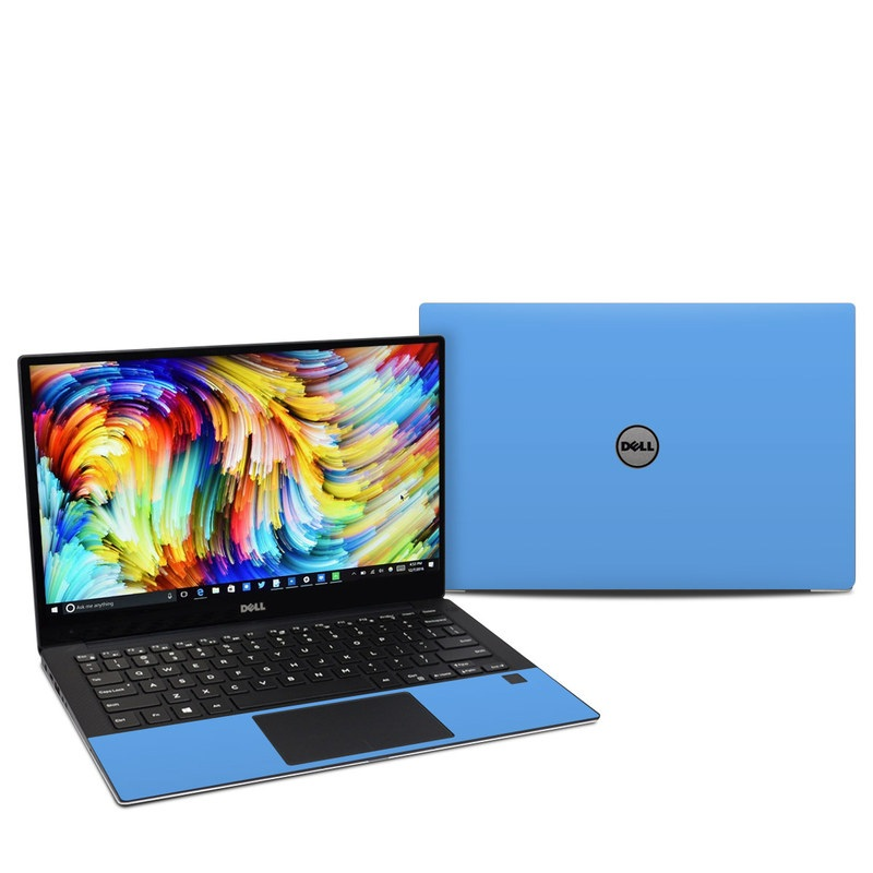 Solid State Blue Dell XPS 13 9360 Skin