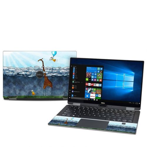 Above The Clouds Dell XPS 13 2-in-1 9365 Skin