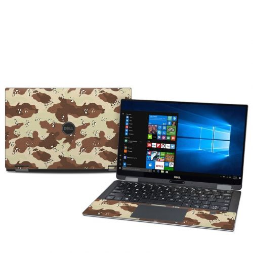 Desert Camo Dell XPS 13 2-in-1 9365 Skin