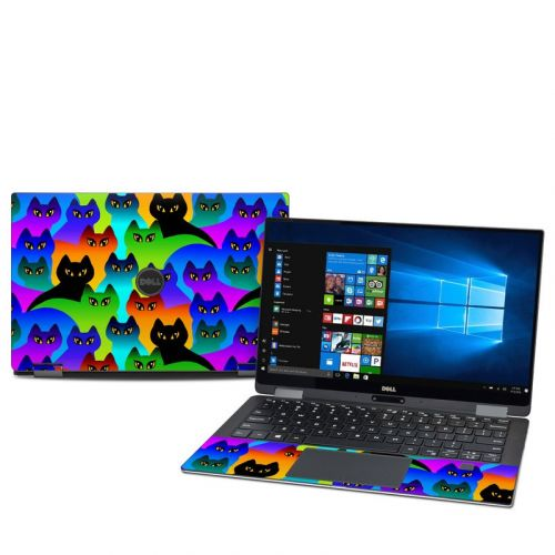 Rainbow Cats Dell XPS 13 2-in-1 9365 Skin