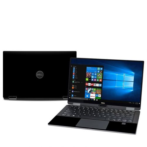 Solid State Black Dell XPS 13 2-in-1 9365 Skin